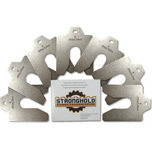 Slotted Shim Stock Kit