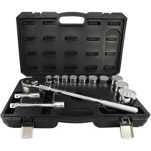 Socket Set with Drive Tool