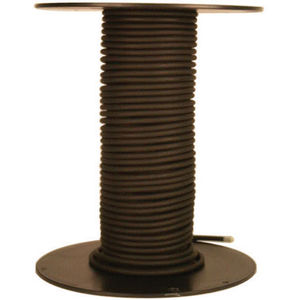 1//8 Nominal Black 70A Durometer 25 Piece .139 Buna-N O-Ring Cord Stock 0.139 Thickness