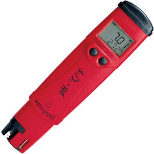 Temperature and pH Meters