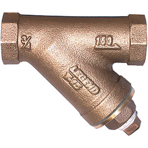 """1//4 Male x 1//4/"""" Female Brass Drain Cock Fitting Ball Valve Type 125 psi 90550"""