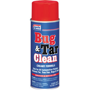 Bug and Tar Removers