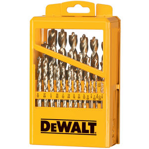 Pilot Point Drill Bit Sets