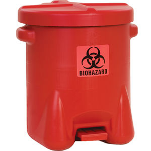 Hazardous Material Containers