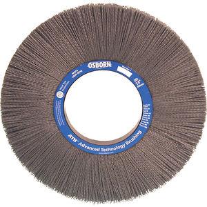 Crimped Filament Wheel