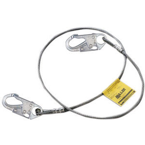 Positioning and Restraint Lanyard