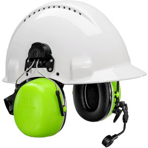 Hard Hat Attached