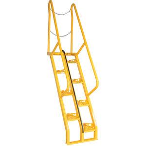 Alternating Tread Ladder