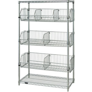 Wire Basket Unit