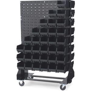 Louvered Panel Rack