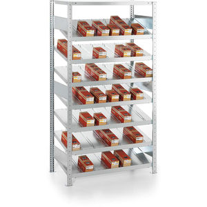 Gravity Fed Shelving