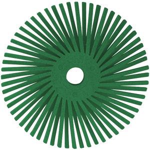 3M Scotch-Brite Roloc Radial Bristle Disc 50 Grit