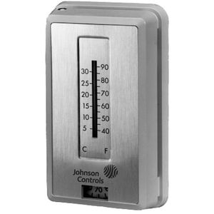Pneumatic Thermostats and Controls