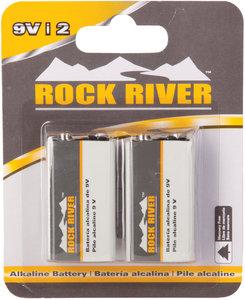 9v rock river alkaline battery 2 pack fastenal for Bulk river rock for sale near me