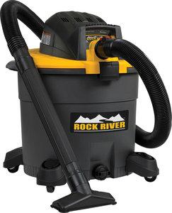 16gal 6 5hp heavy duty rock river wet dry vacuum fastenal for Bulk river rock for sale near me