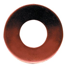 1 2quot  silicon bronze small od flat washer