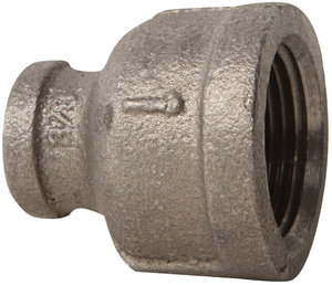 38 X 14 150lb Black Malleable Iron Reducer Coupling Fastenal